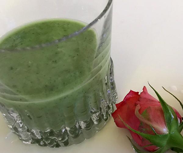Grön hälsodrink
